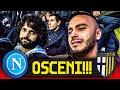 OSCENI!!! NAPOLI 1-2 PARMA | LIVE REACTION SAN PAOLO NAPOLETANI HD