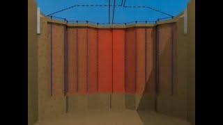 Грунтовые аккумуляторы= 100%солнечное отопление поселка, дома, крупного объекта