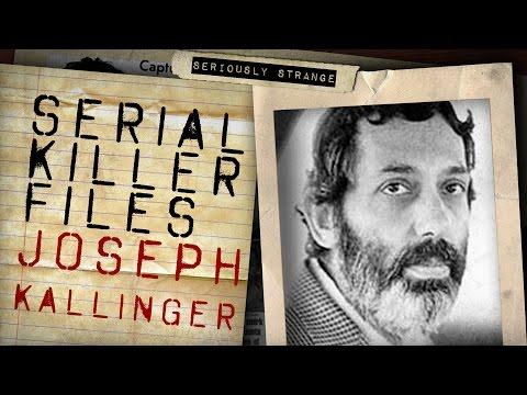 Father & Son Murderers - Joseph Kallinger - The Shoemaker | SERIAL KILLER FILES #32