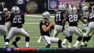 Amari Cooper 2016-17 Raiders Highlights