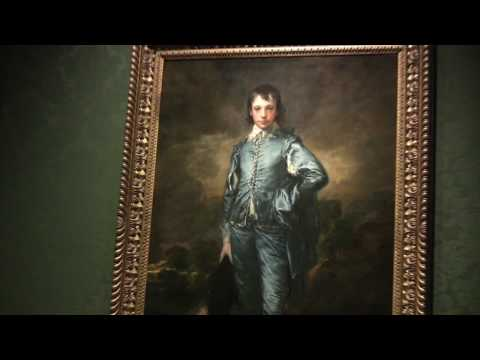 Huntington Library Part 1 - Mansion Art Gallery