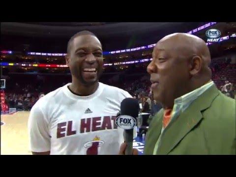 March 04, 2016 - Fox Sports Sun - Game 62 Miami Heat @ Philadelphia 76ers - Win (36-26)(Heat Live)