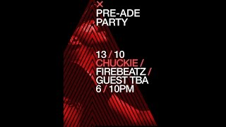 Chuckie, Firebeatz & Arty LIVE from Amsterdam Dance Event