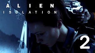 Прохождение Alien: Isolation - 2 серия