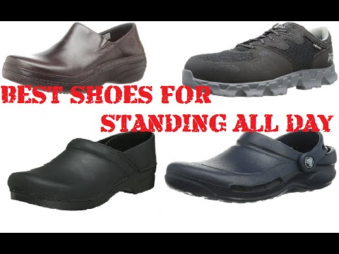 hqdefault - Best Shoes For Standing All Day And Back Pain