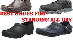 Best Shoes for Standing All Day at work 2016