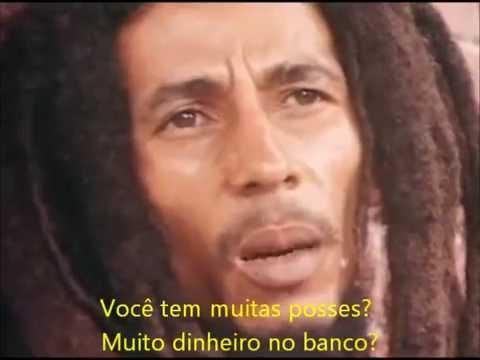 Bob Marley interview - Entrevista traduzida para o Português