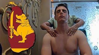Free Massage - Happy End To My Sri Lanka Trip 🇱🇰