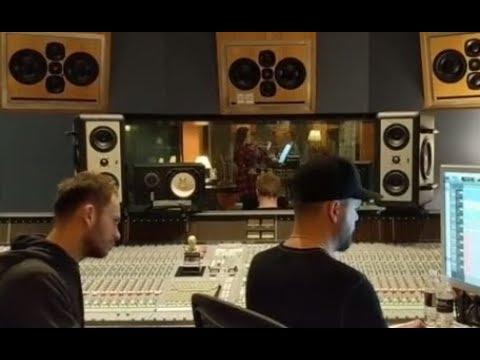 Protest The Hero finish recording new album - tease from studio..!