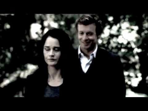 Jane/Lisbon -- First Time