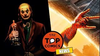 Joker ¿La gran perdedora de los Óscares? I ¿Spider-Man en Doctor Strange 2?