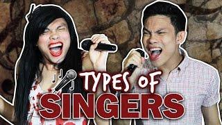 Types of Singers