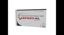 Cefpodoxime Proxetil and  Ofloxacin Tablet