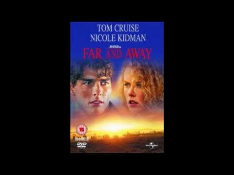 far and away soundtrack end credits OST wmv