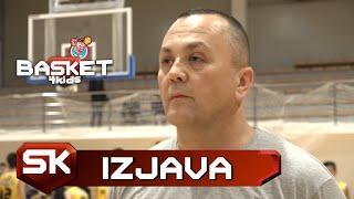 BASKET 4 KIDS   Dražen Šegrt KK Leotar   Basket4Kids Trebinje
