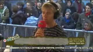 Antonie Kamerling zingt Toen Ik Je Zag (3FM Serious Request 2008)