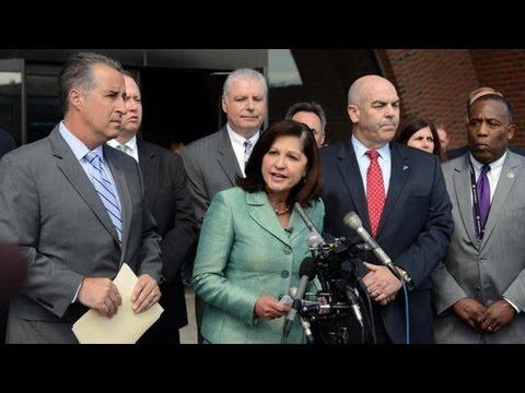 "Prosecution team members in James ""Whitey"" Bulger trial speak after Bulger conviction"