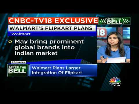 Walmart's Flipkart Integration Plans