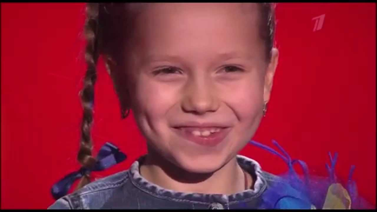"Анжела Доронина ""Люба, Любочка"" - СП - Голос.Дети - Сезон 2"