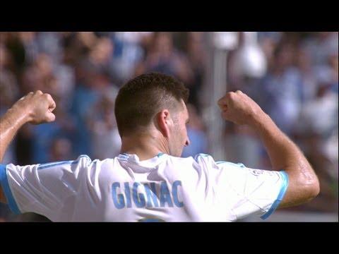 Olympique de Marseille - Evian TG FC (2-0) - Le résumé (OM - ETG) - 2013/2014
