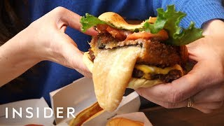 Shake Shack's Innovation Kitchen Lets Customers Try New Creations