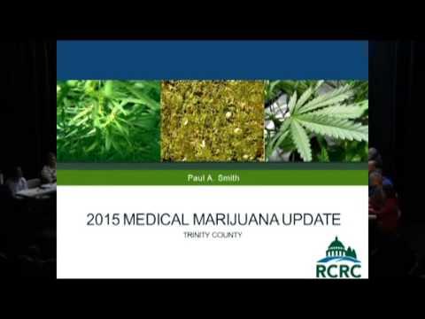 Trinity County Joint Meeting on Medical Marijuana