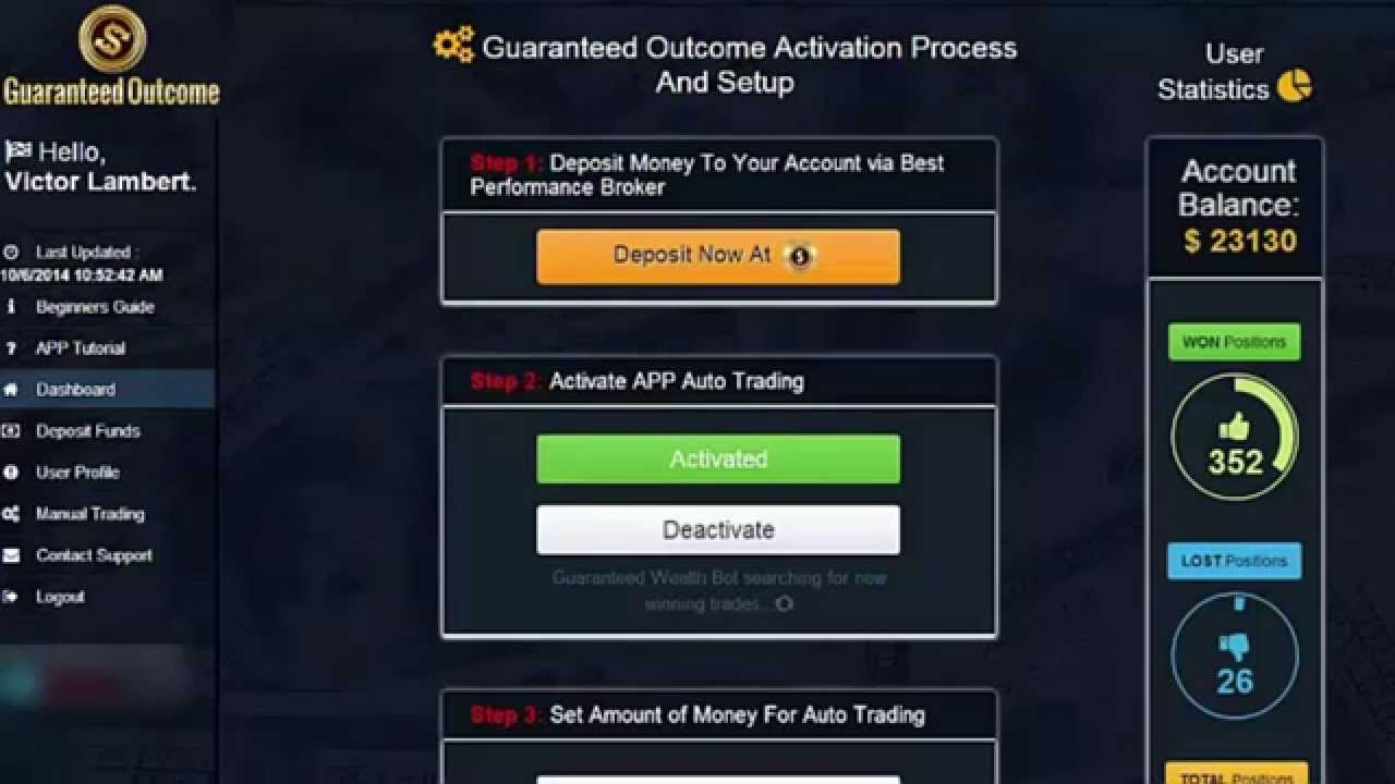 Binary turbo autopilot binary options robot