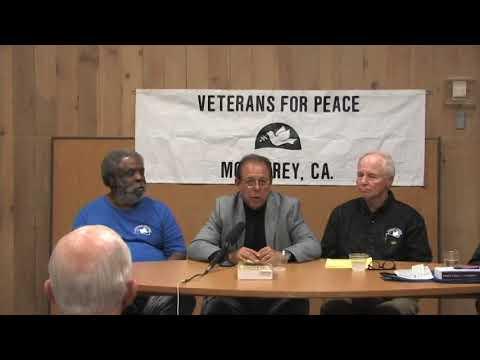 Veterans For Peace Panel Discussion - Vietnam