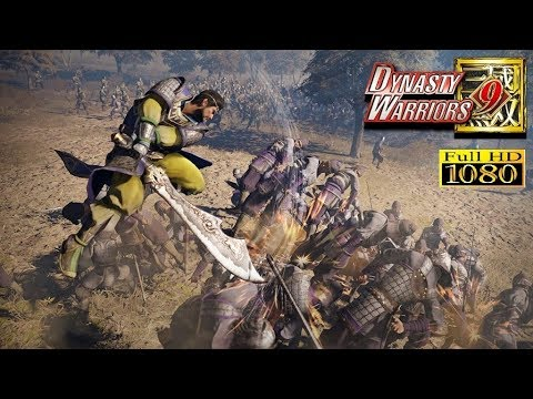 Dynasty Warriors 9 [1080p] EVGA 1080 Ti SC2 Gaming