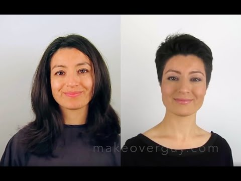 MAKEOVER: Cut It Short! by Christopher Hopkins, The Makeover Guy®