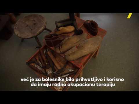 Posjetili smo muzej psihijatrijske bolnice Vrapče [100posto ŽIVOT]
