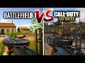 BF1 Versus COD WW2 ALL GUNS COMPARED | Battlefield VS Call of Duty (WHO WON?)