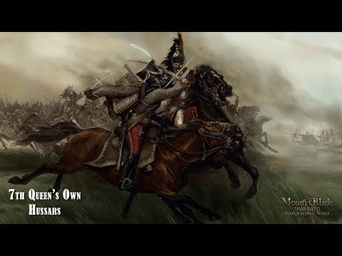 7th Queen's Own Hussars event #1