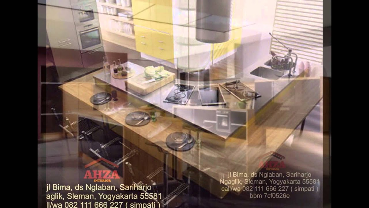 Kitchen Set Aluminium Jogja Kitchen Set Minimalis Yogyakarta Best Interior Furniture