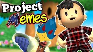 Project Memes (ft. Ludvix)