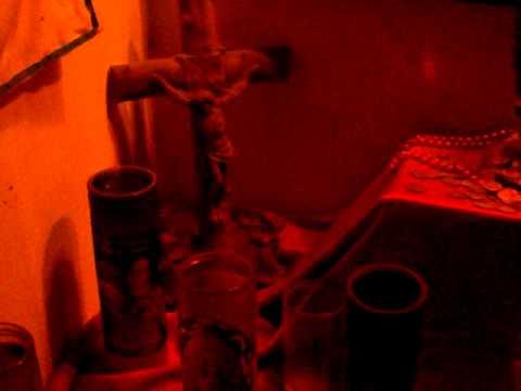 Voodoo Museum    Voodoo + Catholic Saints