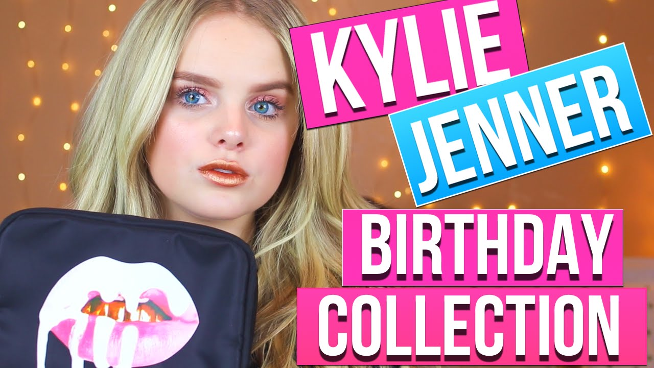 The Kylie Cosmetics 20th Birthday Collection Is Bringing Back Your Favorite ...