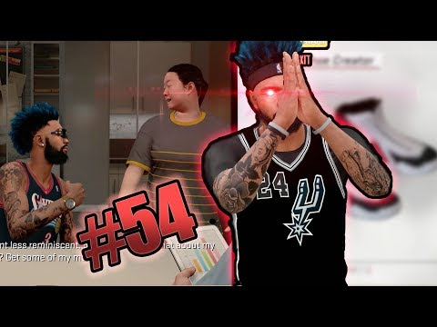 OFFICIAL JORDAN SIGNATURE SHOE CREATION! 100% FIRE! NBA 2k18 MyCAREER Ep 54