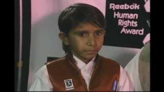 Iqbal Masih, Child Hero