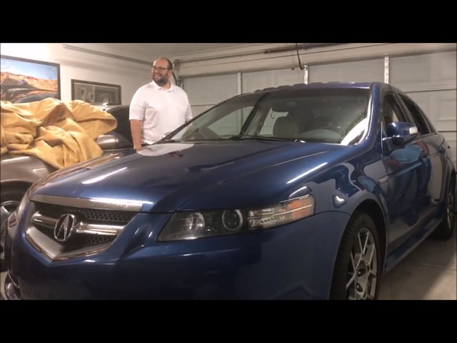 New Acquisition: 2007 Acura TL Type-S 6-Sd | drivetofive