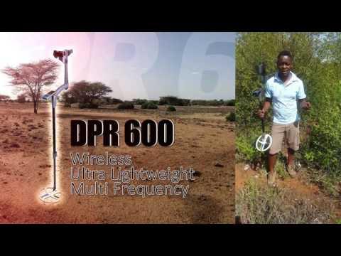 Depar Detector - Dpr 600