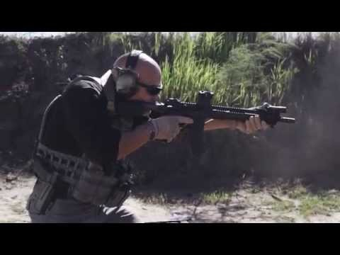 360 Degree Weapon Drills And Firearm Training With Ex-Marine