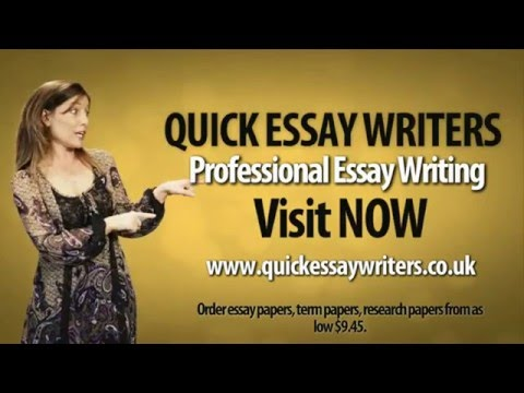 The Best Essay Writing Service QuickEssayWriters (Write my essay)