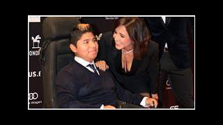 Isabel Gemio, el desgarrador relato de una madre sobre la enfermedad de su hijo