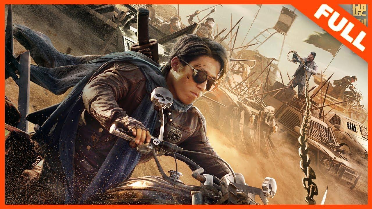 Download 【动作科幻】《铁甲狂猴之亡命雷霆 Iron Monkey》——超级英雄拯救末日世界 Full Movie 岳松/陈之辉