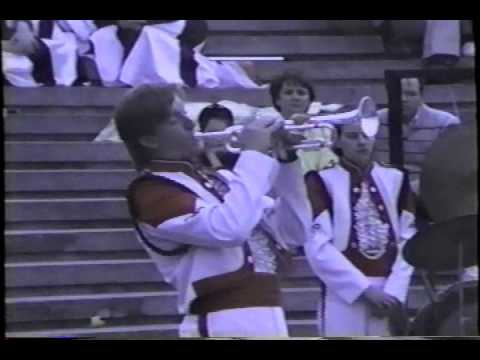 WA Berry High School Band in New Orleans (1993)