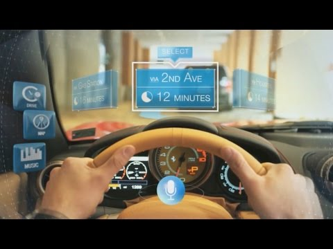 View the Future w/ Augmented Reality
