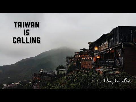 [Teaser] Taiwan is Calling 2017 - T.Toeytraveller [Vlog]