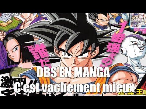 DBS le Manga - C'est tellement mieux