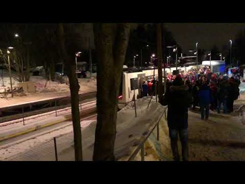 Oslo Holmenkollen gratis tur med t-bane